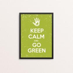 Plakat: 'Keep Calm And Go...