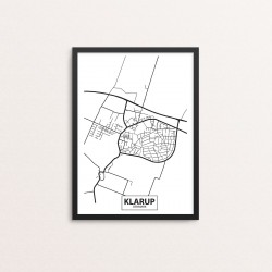 Plakat: By, 9270 Klarup