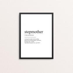 Plakat: Stepmother