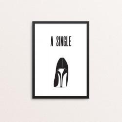 Plakat: A Single