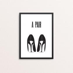 Plakat: A Pair