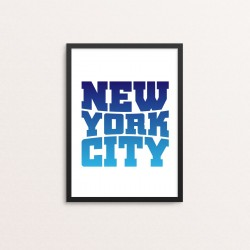 Plakat: New York 003