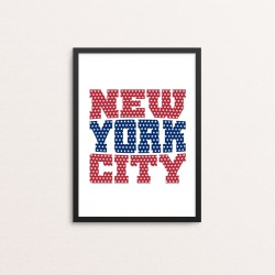Plakat: New York 005