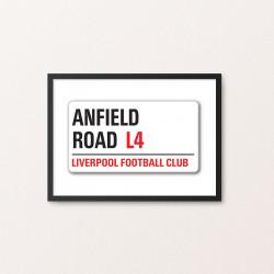 Plakat: Road Sign,...