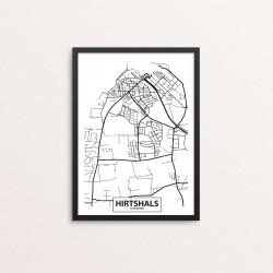 Plakat: By, 9850 Hirtshals