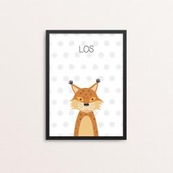 Plakat: Los, simpel