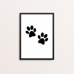 Plakat: Hundepoter
