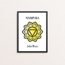Plakat: 'MANIPURA - Solar...