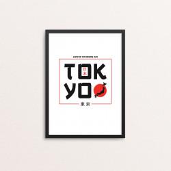 Plakat: 'TOKYO', Land Of...