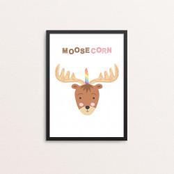 Plakat: 'MOOSECORN'