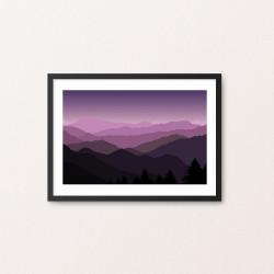 Plakat: Landscape II