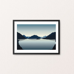 Plakat: Landscape III