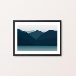 Plakat: Landscape V