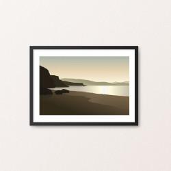Plakat: Landscape VI