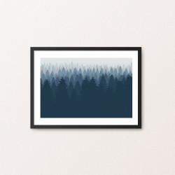 Plakat: Landscape IX