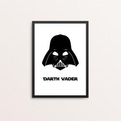 Plakat: 'Darth Vader'