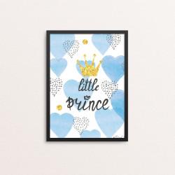 Plakat: 'little prince'...