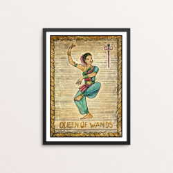 Plakat: Samiramay Tarot,...