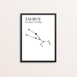 Plakat: Stjernetegn 02, UK...