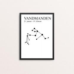 Plakat: Stjernetegn 11, DK...